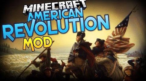 8f510  American Revolution Mod [1.7.10] American Revolution Mod Download