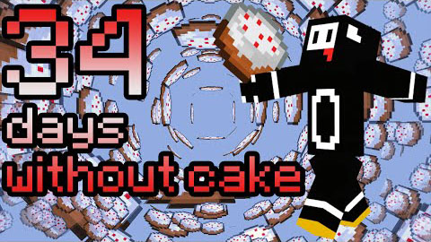 953e3  34 days without cake parkour map [1.8] 34 Days Without Cake Parkour Map Download