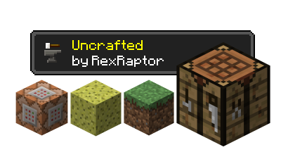 a63e5  Uncrafted Mod [1.11.2] Uncrafted Mod Download