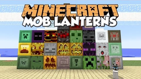 d6fdb  Mob Lanterns Mod [1.7.10] Mob Lanterns Mod Download