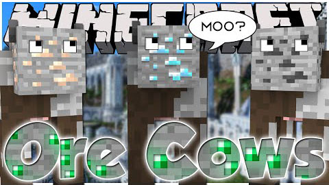 eed4f  Ore Cow Mod [1.7.10] Ore Cow Mod Download