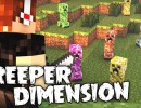 [1.7.10] Creeper Dimension Mod Download