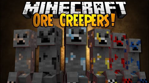 09b89  Ore Creepers Mod [1.7.10] Ore Creepers Mod Download