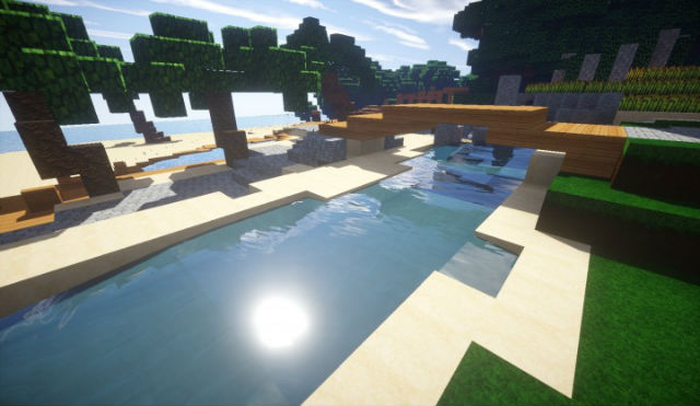0f308  Serinity HD resource pack 4 [1.9.4/1.8.9] [64x] Serinity HD Texture Pack Download