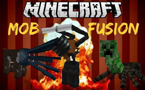 10fcd  MobFusion Mod [1.6.4] MobFusion Mod Download