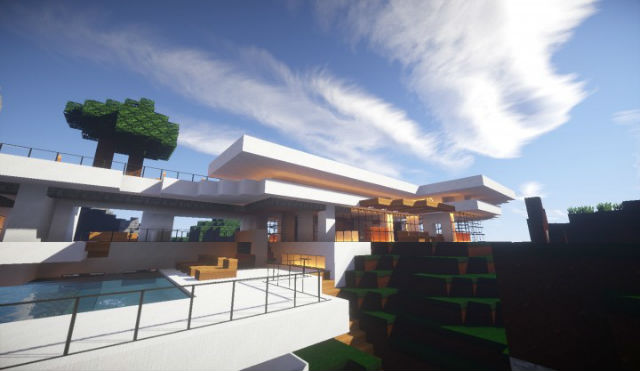 1569a  Serinity HD resource pack 2 [1.9.4/1.8.9] [64x] Serinity HD Texture Pack Download