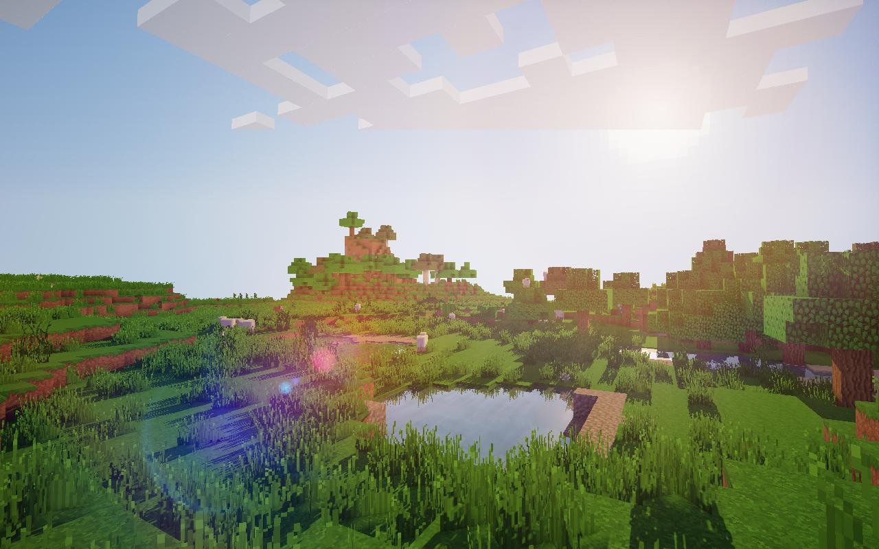 Скачать шейдеры на Майнкрафт 1.7.10 › Minecraft.Ru.Net ...