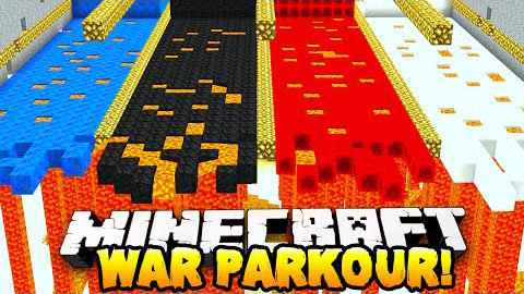 24f82  War Parkour Map [1.8] War Parkour Map Download