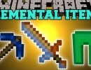 [1.8.9] Elemental Items Mod Download