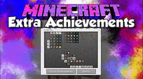 3e53c  Extra Achievements Mod [1.8] Extra Achievements Mod Download
