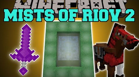 579e6  The Mists of RioV II Mod [1.7.10] The Mists of RioV II Mod Download