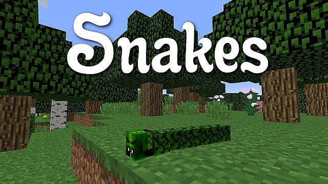 5fb02  Snakes Map [1.8] Snakes Map Download