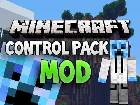 6271b  ControlPack Mod [1.7.10] ControlPack Mod Download