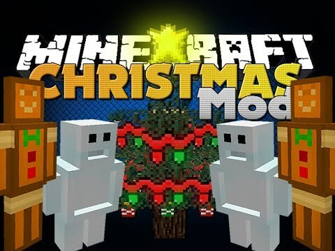 85904  The Spirit Of Christmas Mod [1.7.10] The Spirit Of Christmas Mod Download