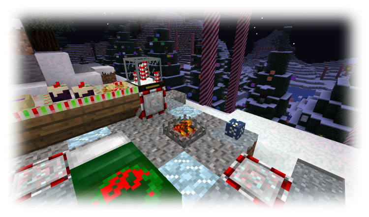 8cd39  Christmas Festivities Mod 2 Christmas Festivities Screenshots