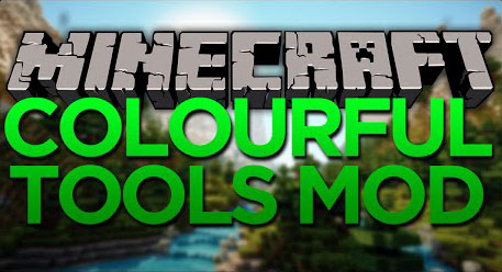 961f9  Colorful Tools Mod [1.7.10] Colorful Tools Mod Download