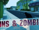 [1.7.10] DayM Guns and Zombies Mod Download