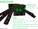 [1.7.10] Ore Spiders Mod Download