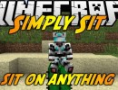 [1.7.10] Simply Sit Mod Download