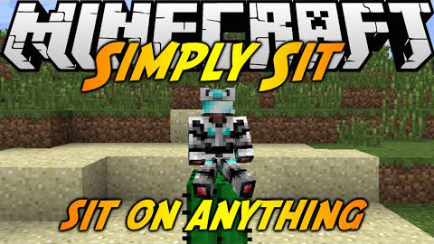 1 7 10] Simply Sit Mod Download | Minecraft Forum
