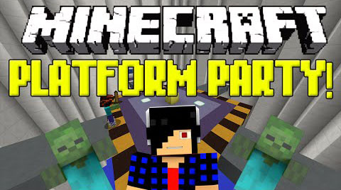 a11d4  Platform Party Map [1.8] Party Map Download
