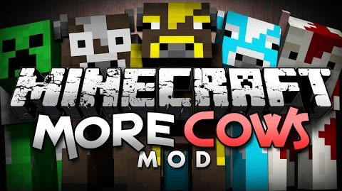 a28fc  More Cows Mod [1.6.4] More Cows Mod Download
