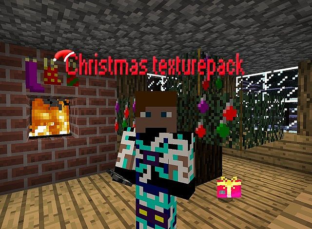 ac010  Christmas texturepack 2013 [1.9.4/1.8.9] [16x] Christmas Texture Pack Download