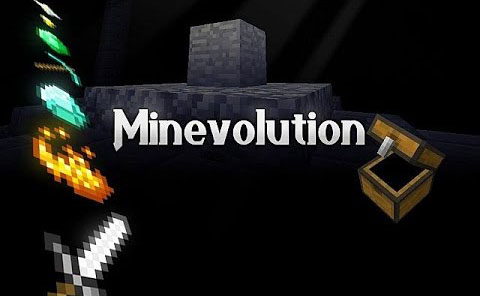 ad498  Minevolution Map [1.8] Minevolution Map Download