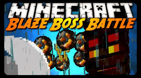 b8c99  Boss Battles Blaze Minigame Map [1.8] Boss Battles: Blaze Minigame Map Download