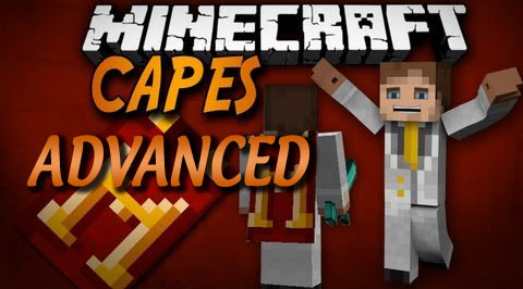 caaf2  Advanced Capes Mod [1.9.4] Advanced Capes Mod Download
