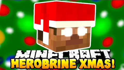 e72c0  Herobrine Stole Christmas Map [1.8] Herobrine Stole Christmas Map Download