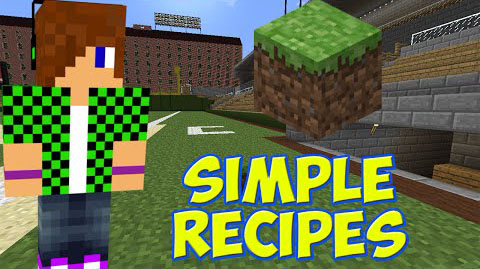 f903c  Simple Recipes Mod [1.8] Simple Recipes Mod Download