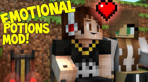 1f91a  Emotional Potions Mod [1.7.10] Emotional Potions Mod Download
