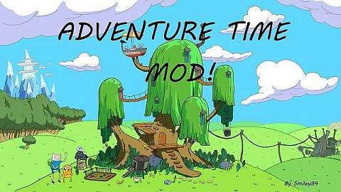 40503  Adventure Time Mod [1.7.10] Adventure Time Mod Download