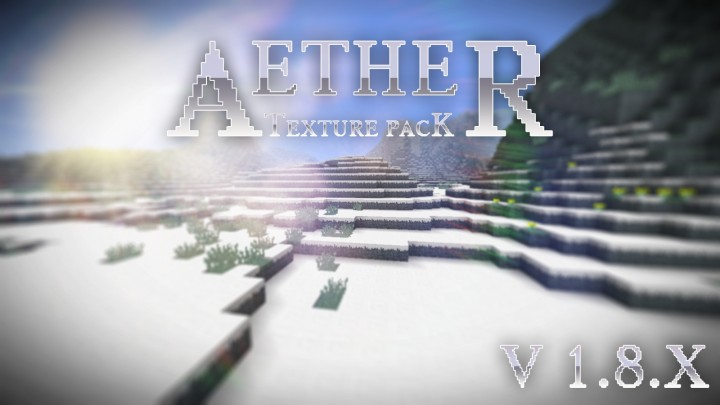 73442  Aether resource pack [1.9.4/1.8.9] [16x] Aether Texture Pack Download