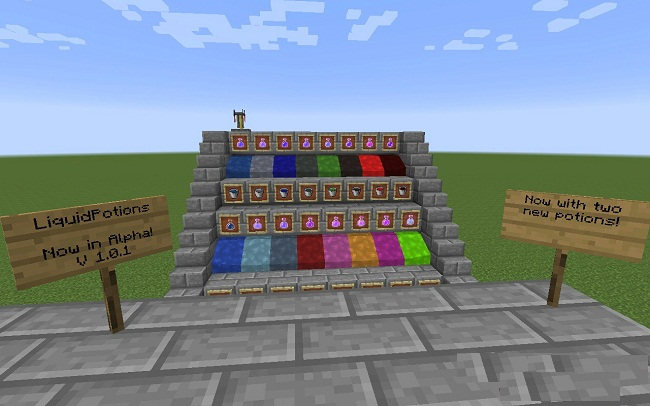 7ac24  Liquid Potions Mod 1 [1.7.10] Liquid Potions Mod Download