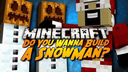 81ce6  Do you wanna build a snow golem map [1.8] Do You Wanna Build A Snow Golem Map Download