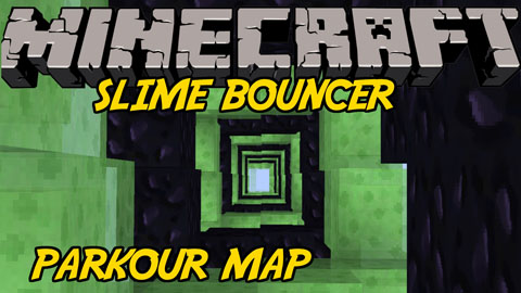 8b18c  Bouncer Speed Slime Parkour Map [1.8] Bouncer Speed Slime Parkour Map Download
