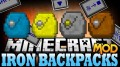 [1.10.2] Iron Backpacks Mod Download