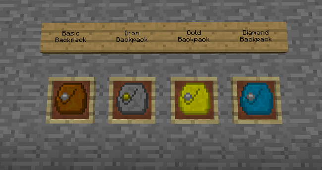 9610f  Iron Backpacks Mod 3 [1.8.8] Iron Backpacks Mod Download