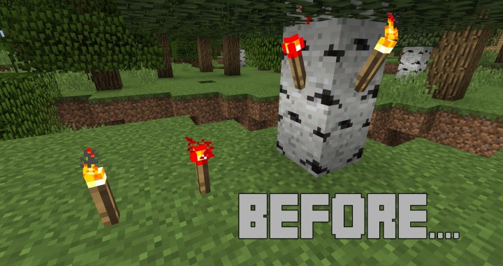 96c19  A touch of 3d resource pack 8 [1.9.4/1.8.9] [16x] A Touch Of 3D Texture Pack Download