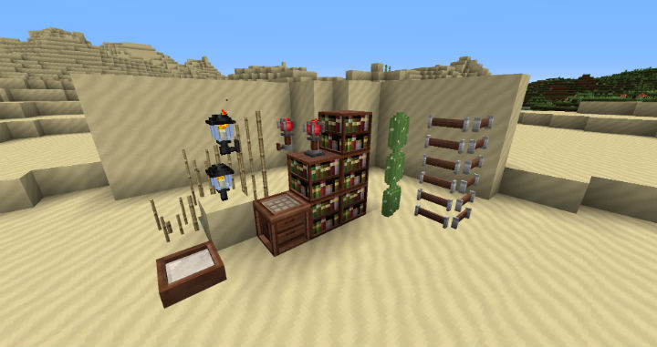 b64e3  Glendale 3d resource pack 1 [1.9.4/1.8.9] [16x] Glendale 3D Texture Pack Download