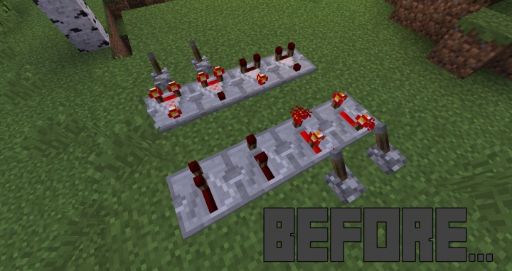 ca5c2  A touch of 3d resource pack 5 [1.9.4/1.8.9] [16x] A Touch Of 3D Texture Pack Download