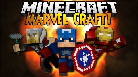 ccc98  The Marvel Craft Universe Mod [1.7.10] The Marvel Craft Universe Mod Download