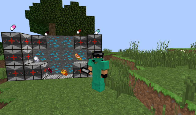 cf33a  MedicineCraft Mod 1 [1.8.9] MedicineCraft Mod Download
