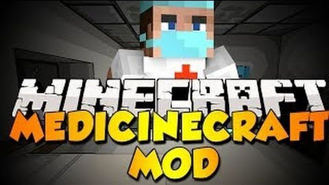 cf33a  MedicineCraft Mod [1.7.10] MedicineCraft Mod Download