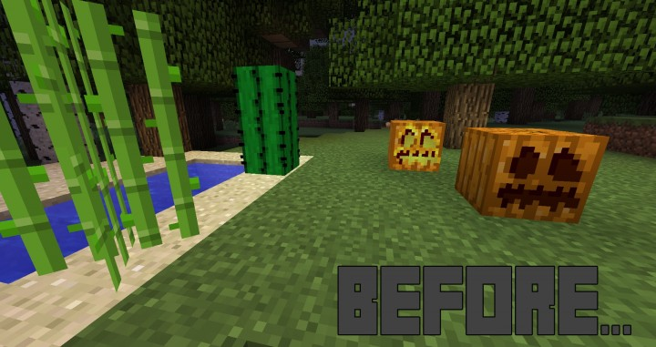 dc380  A touch of 3d resource pack 3 [1.9.4/1.8.9] [16x] A Touch Of 3D Texture Pack Download