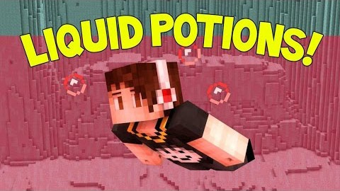 dce51  Liquid Potions Mod [1.7.10] Liquid Potions Mod Download