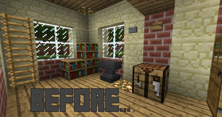 deac9  A touch of 3d resource pack 1 [1.9.4/1.8.9] [16x] A Touch Of 3D Texture Pack Download