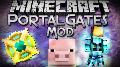 def4d  Portal Gates 2 Mod [1.8] Portal Gates 2 Mod Download